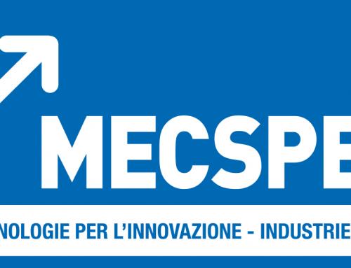 MECSPE – Fiera di Parma: presenti!